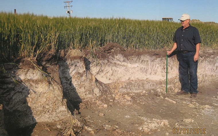 Salting the earth: North Dakota farmers struggle with a toxic byproduct of the oil boom