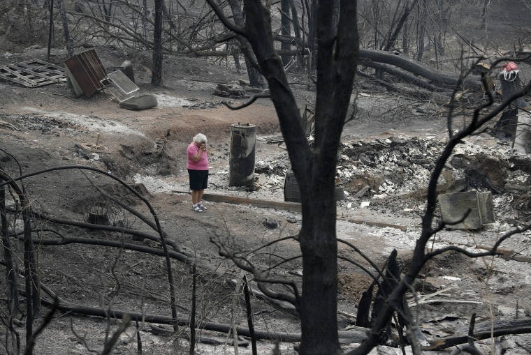 Image: Carr Fire