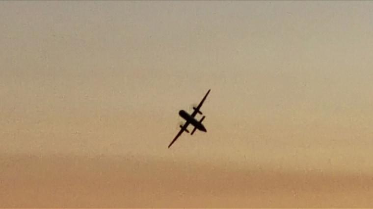Image: Horizon Air plane crash