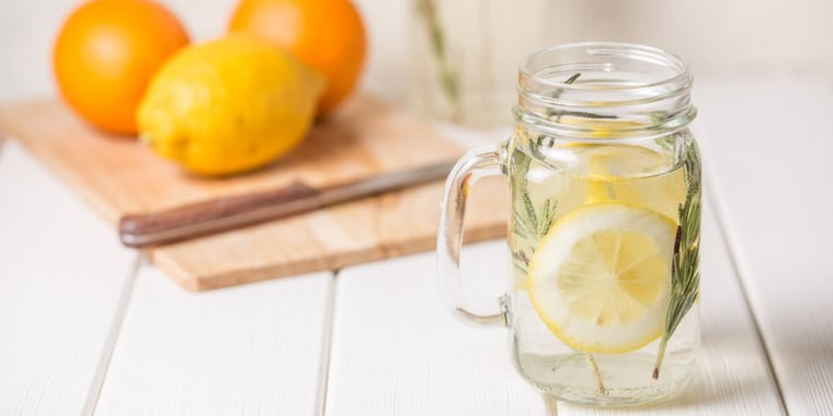 five drinks that people think help with weight loss