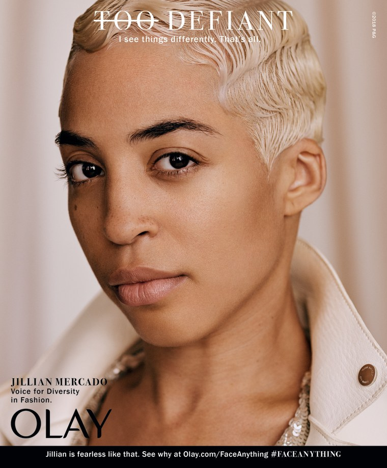 Olay urges women to be bold in new Face Anything campaign