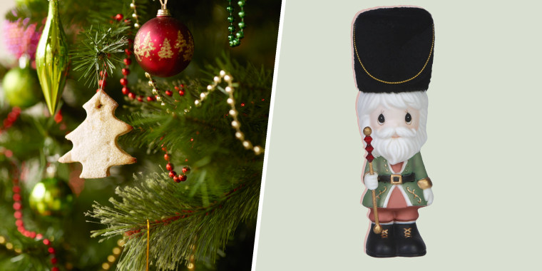 Getty Images, Precious Moments - Deal Alert: Precious Moments Christmas Ornaments Are $7