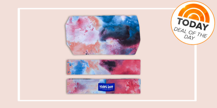 Deal of the Day, yoga headbands