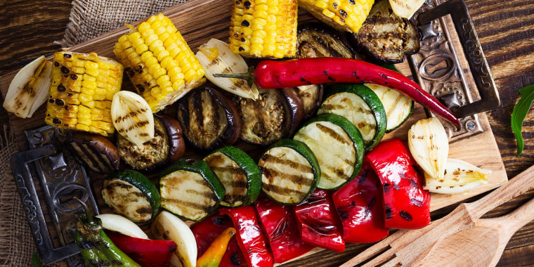 Summer vegetable recipes