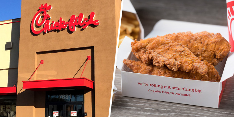 Chick Fil A Will Begin Testing Spicy Chick N Strips In Phoenix