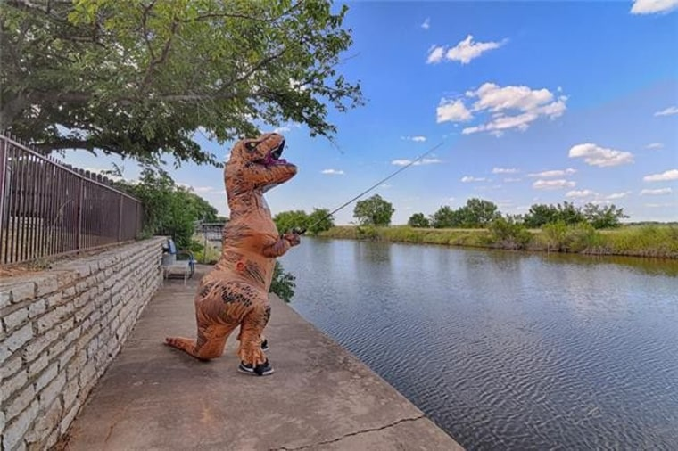 T. rex real estate listing