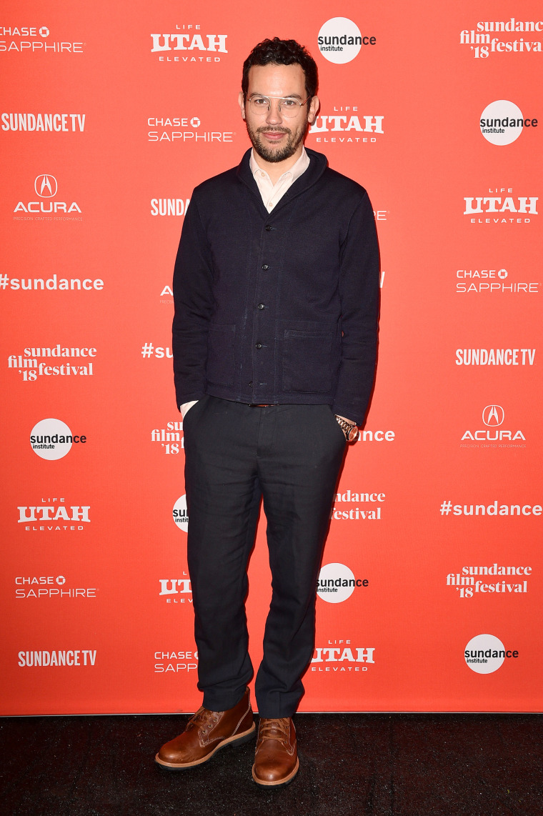 """Novelist Justin Torres attends the """"We The Animals"""" Premiere during the 2018 Sundance Film Festival"""
