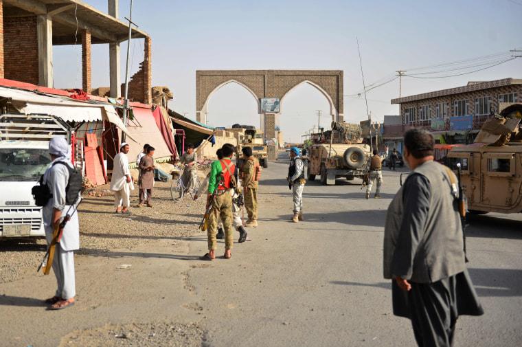 Afghanistan arrest in Ghazni province.
