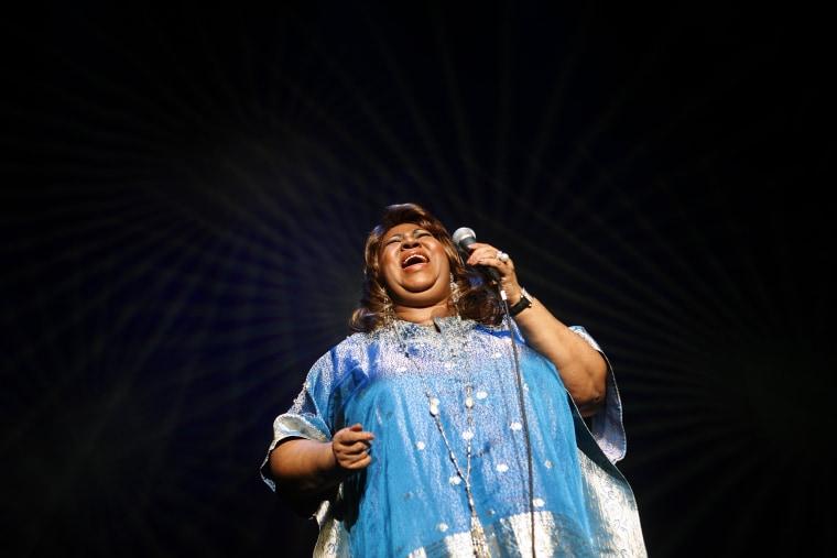 Image: Aretha Franklin
