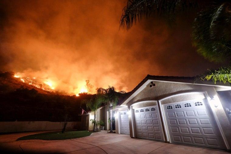 Image: California Wildfire