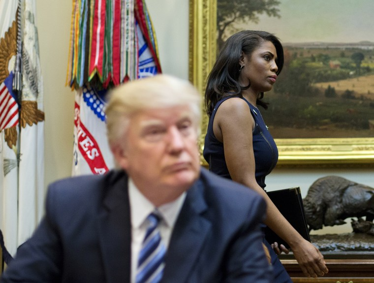 Trump campaign takes arbitration action against Omarosa