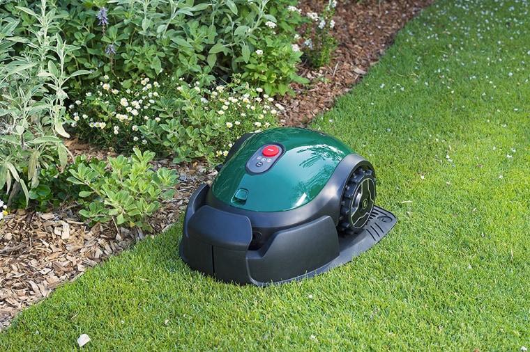 Best home robot:  Robomow RX12 Robotic Lawn Mower