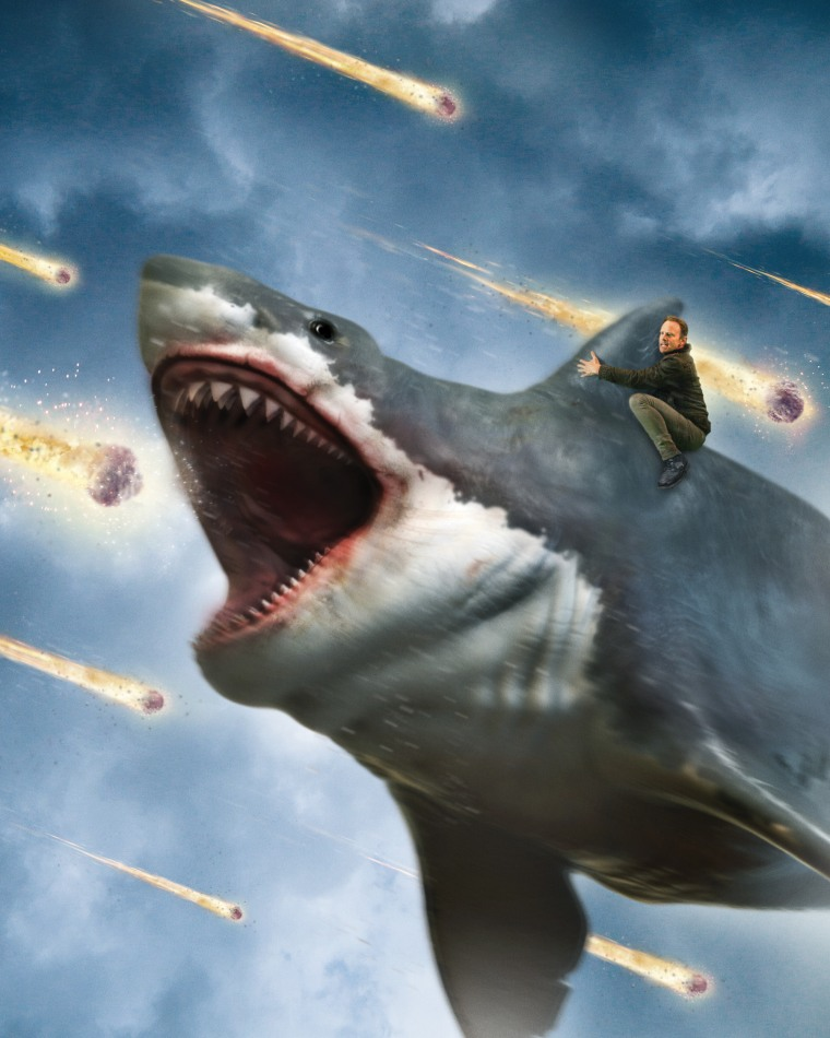 Image: The Last Sharknado: It's about Time