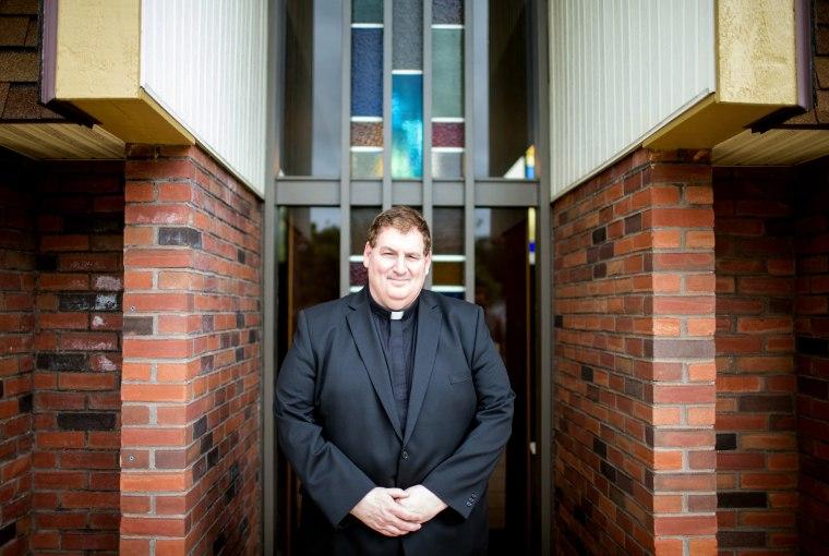 Image: Rev. Martin Moran