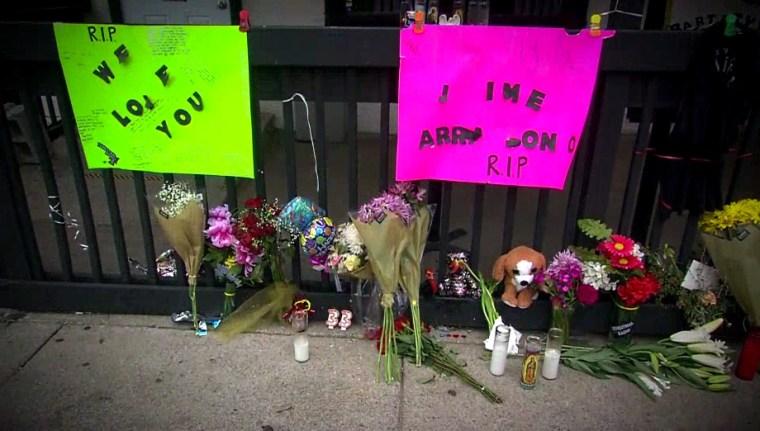 IMAGE: Memorial in Nashville