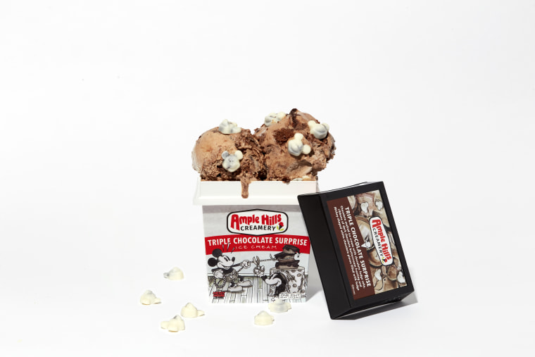 Ample Hills Creamery, Disney Mickey Mouse collection