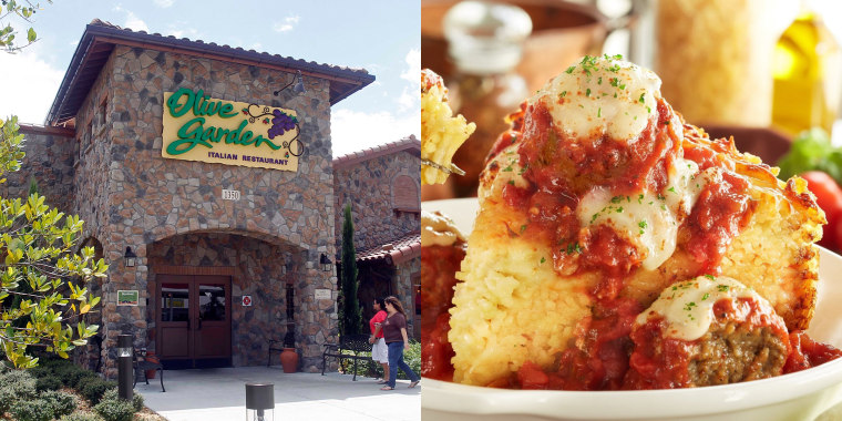 Olive garden never ending pasta pass returns with bigger deal - Best thing to eat at olive garden ...