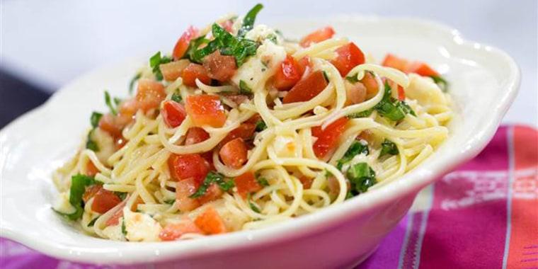 Tomato recipes: Homemade tomato pasta sauce