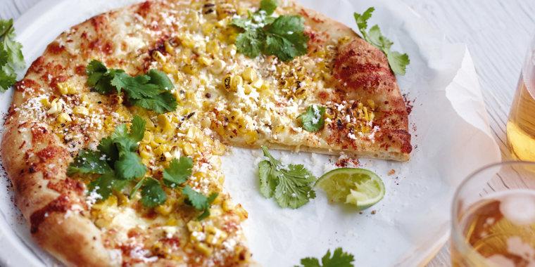 Street Corn Pizza
