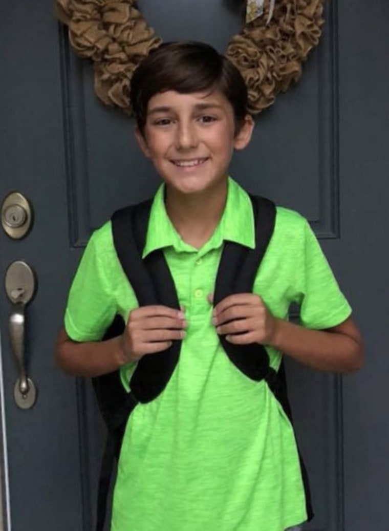 Kid wears green shirt to school pictures with green screen