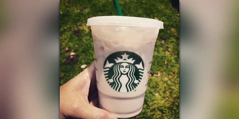Starbucks Secret Menu Keto Friendly Drink Peach Citrus White Tea