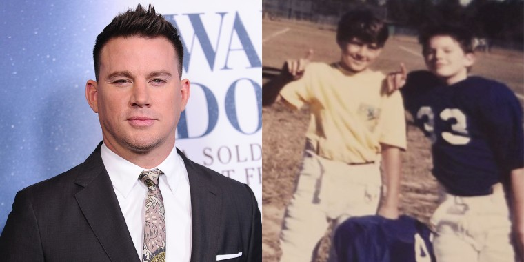 Channing Tatum mourns his 'first best friend'