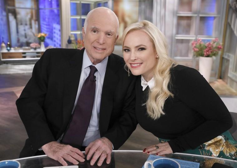 John and Meghan McCain