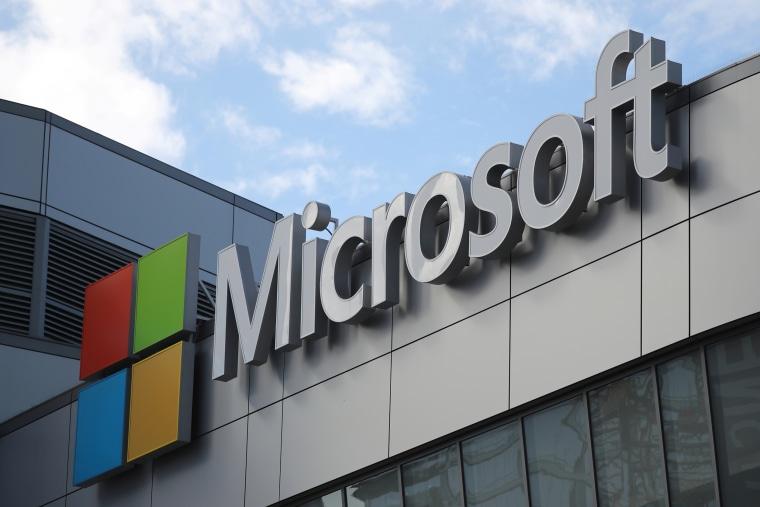 Image: Microsoft logo