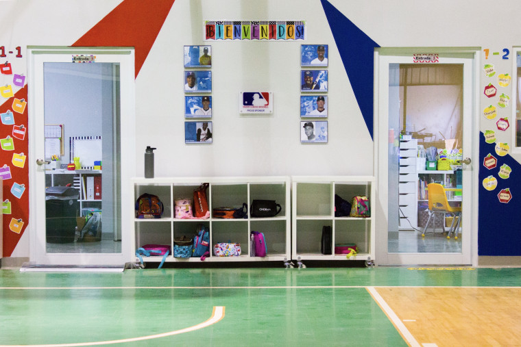 The Boys and Girls Club of Puerto Rico has opened the island's first charter school in Vimenti.