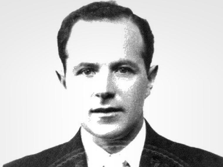 Jakiw Palij in 1957.