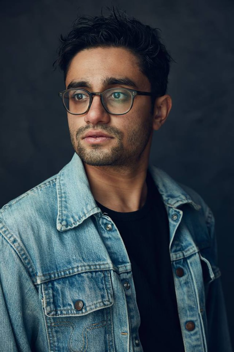 """Aneesh Chaganty, director and co-writer of """"Searching"""""""