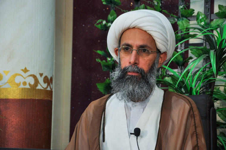 Image: Nimr al-Nimr was convicted of inciting violence and executed in 2016.