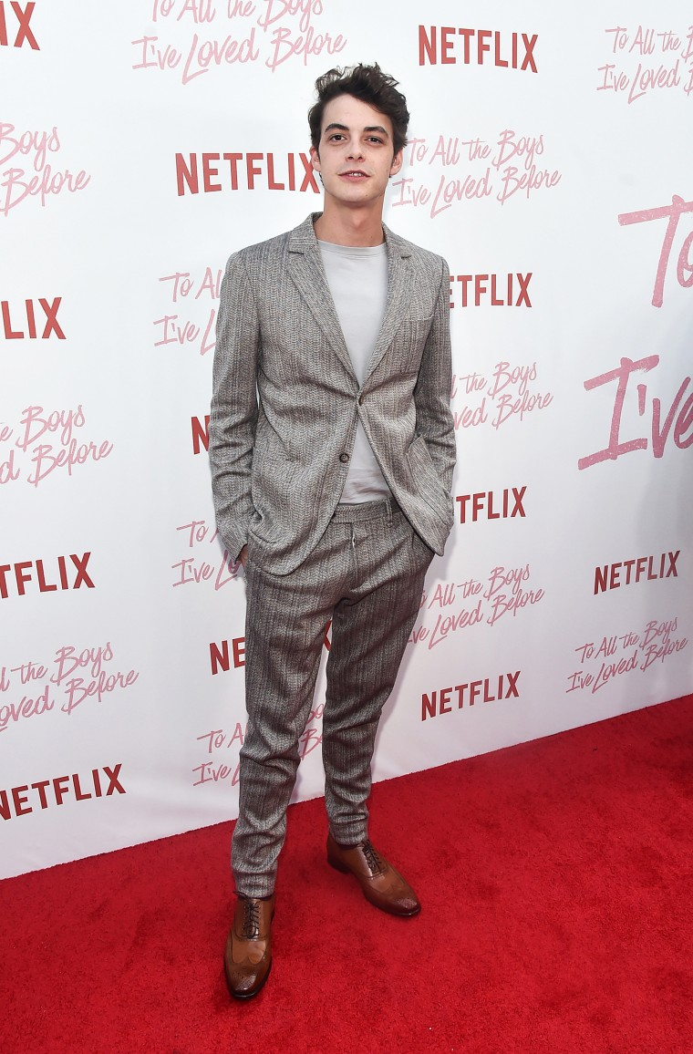 """Image: Screening Of Netflix's """"To All The Boys I've Loved Before"""" - Red Carpet"""