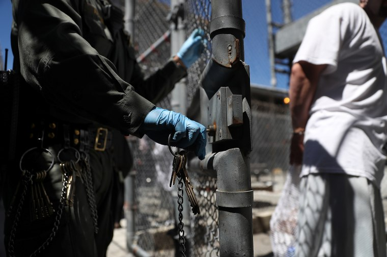 Image: San Quentin State Prison's Death Row