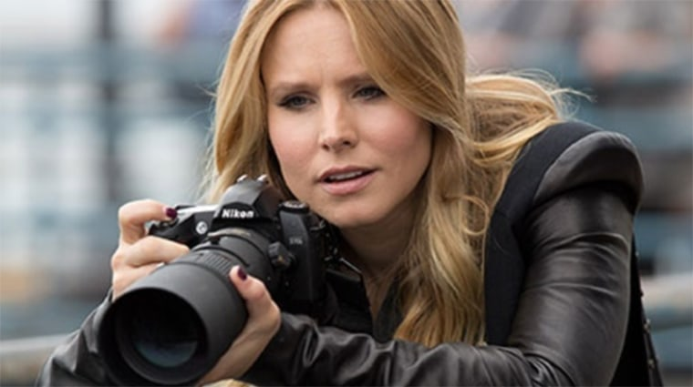 Image: Veronica Mars movie, March 14, 2014