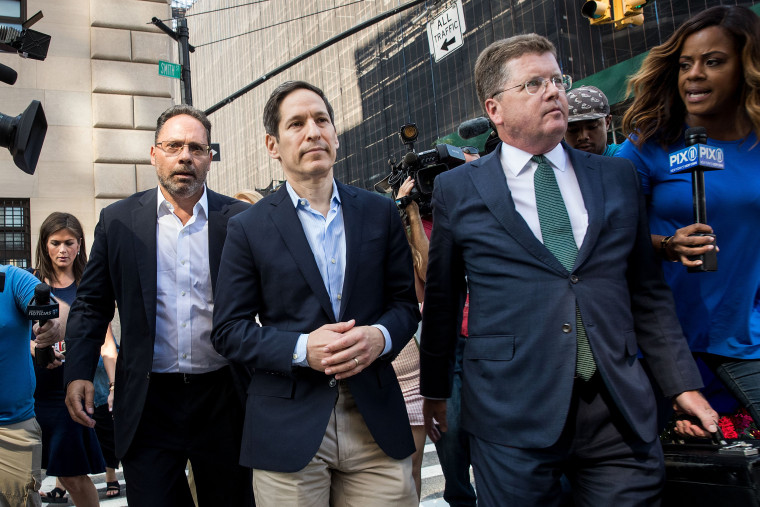 Image: Former Centers For Disease Control And Prevention Chief Tom Frieden Arrested In New York On Sex Abuse Charges