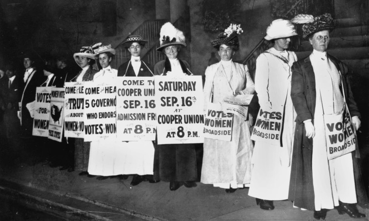 19th Amendment Anniversary Evaluating Woodrow Wilsons Complicated Contributions To Womens Equality