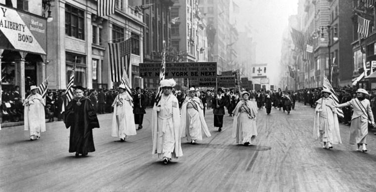 Image: Women Suffrage