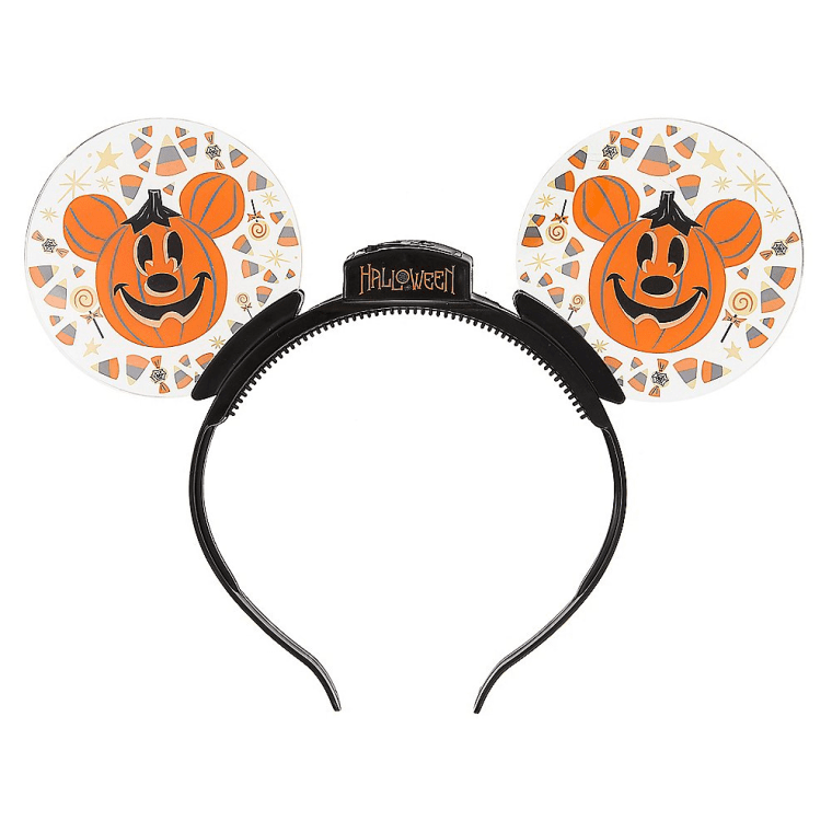 halloween glow ears headband available only in parks