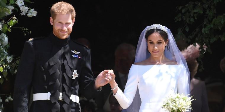 Meghan Markle wedding dress going on display