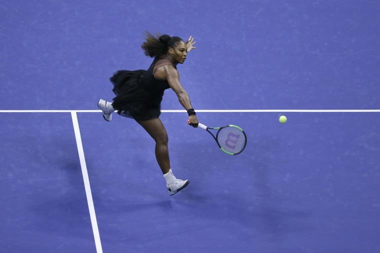 Serena Williams' tennis tutu