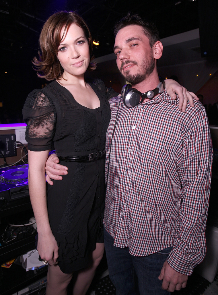 Mandy Moore/DJ AM