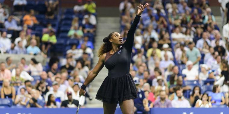 Serena Williams tutu