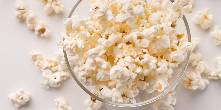 healthy snack ideas, smartfood popcorn, popcorn snack