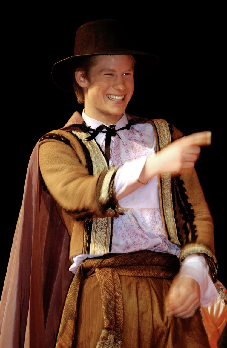 Prince Harry Laughing In Play