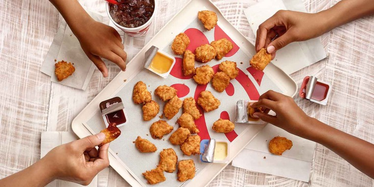 Who wants free nuggets?