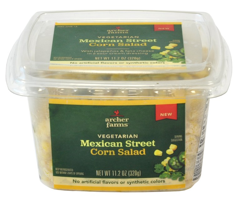 Mexican Street Corn Salad from Target