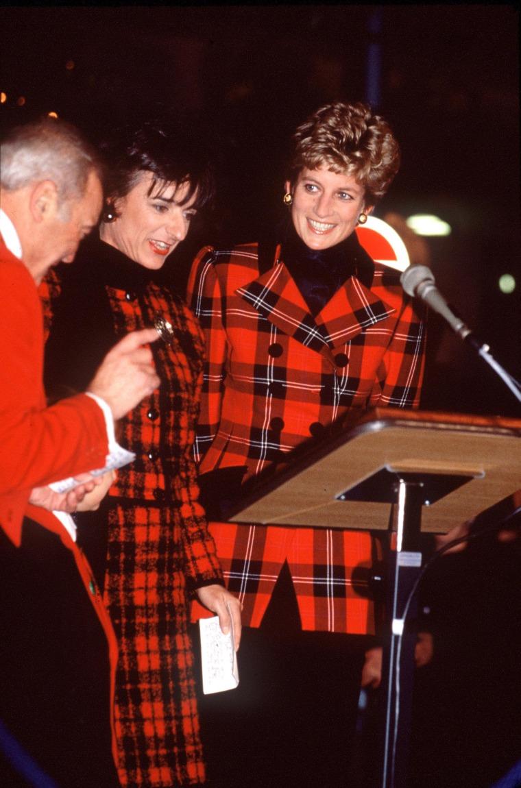Princess Diana's friend shares rare photo on anniversary of death
