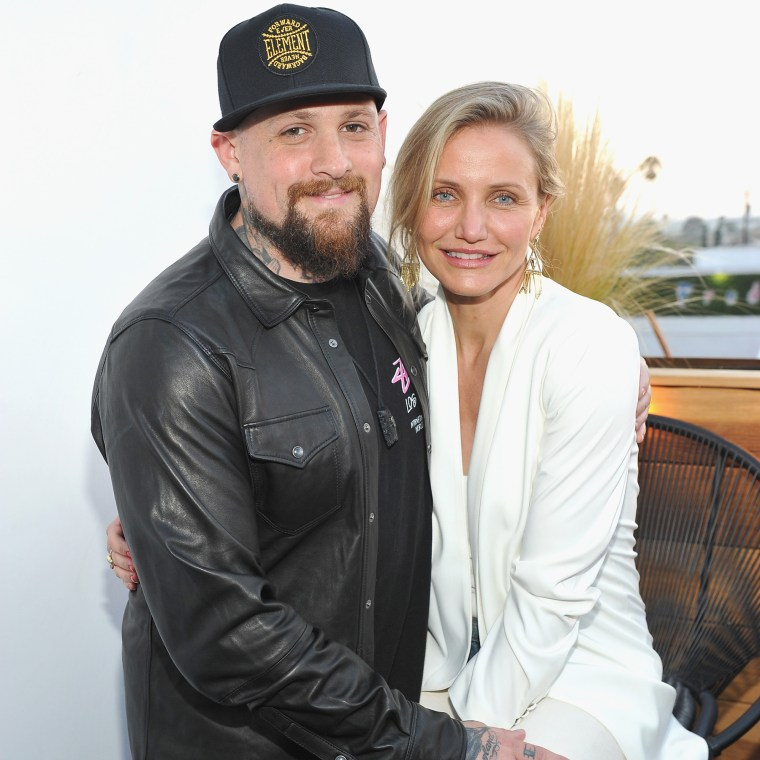 Cameron Diaz Gets Sweet Birthday Message From Husband