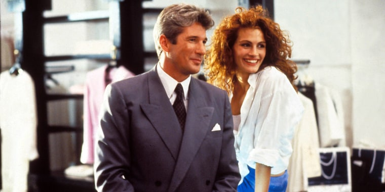 """Julia Roberts and Richard Gere in """"Pretty Woman"""""""